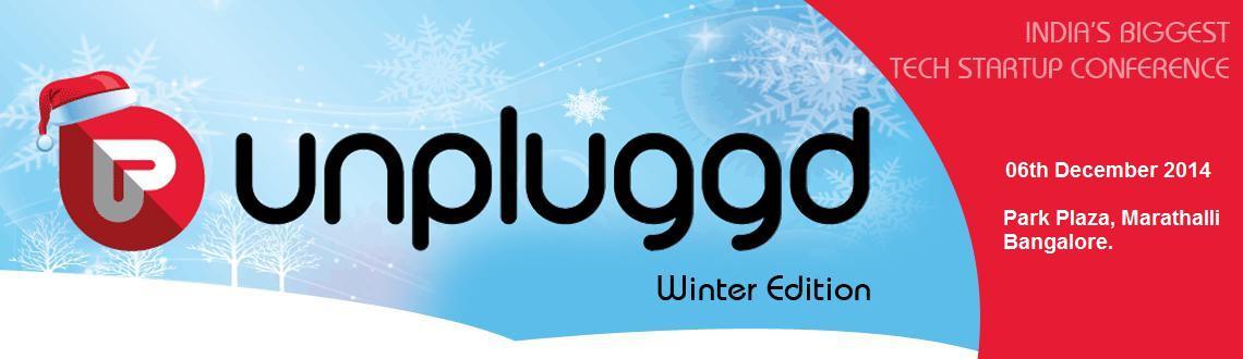 UnPluggd Winter Edition December 6th 2014