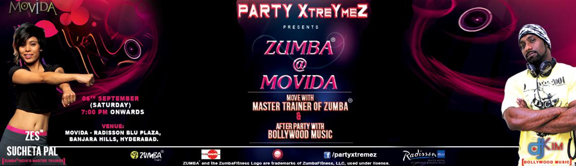 Book Online Tickets for ZUMBA @ MOVIDA with ZES Sucheta Pal, Hyderabad. About ZES Sucheta Pal:  Sucheta Pal is an international Zumba® Education Specialist and the selected few MasterTrainers for Zumba® in the world. She is currently leading India after undergoing fitnesstraining from the US.