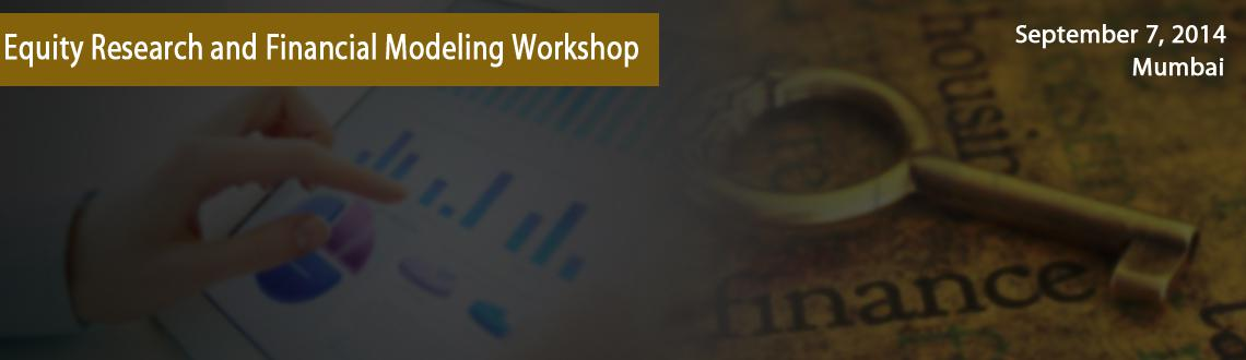 ForeVisions Equity Research  Financial Modeling  Workshop