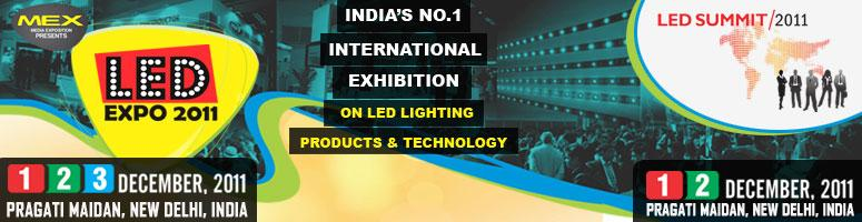Book Online Tickets for LED Expo 2011 @ Pragati Maidan, NewDelhi. About Summit: