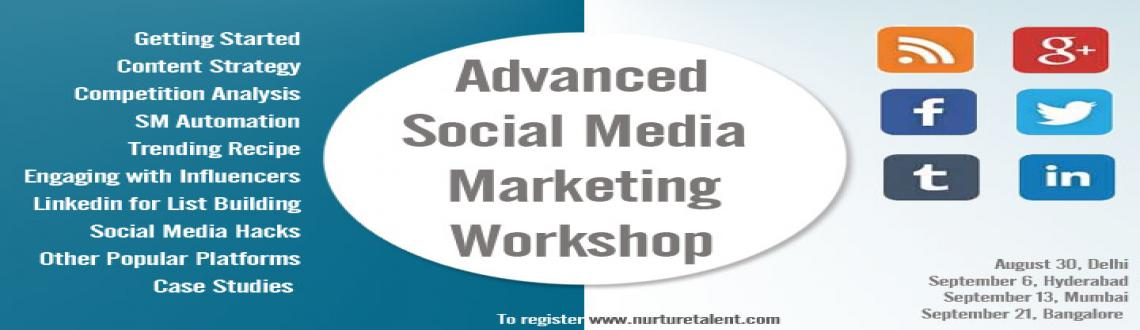 Advanced Social Media Marketing Workshop