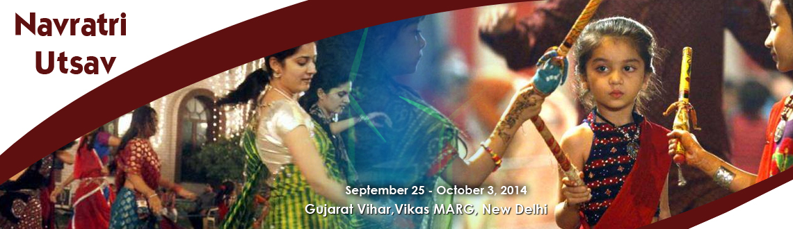 Book Online Tickets for Navratri Utsav, NewDelhi. About Us