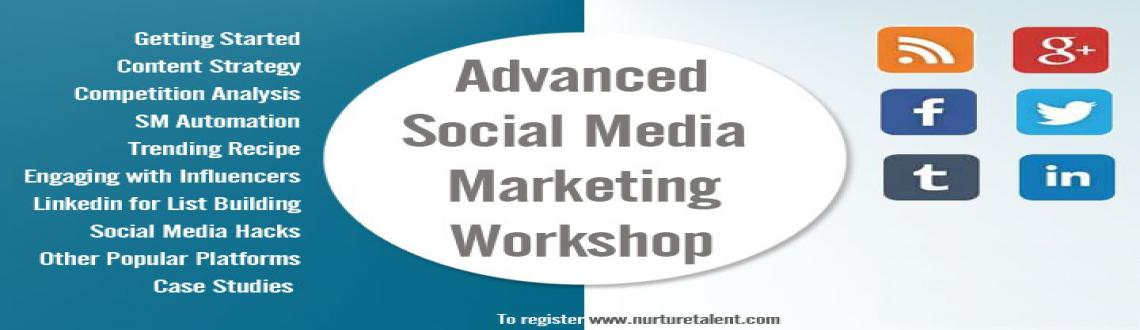 Book Online Tickets for Training on Advanced Social Media Market, NewDelhi. 