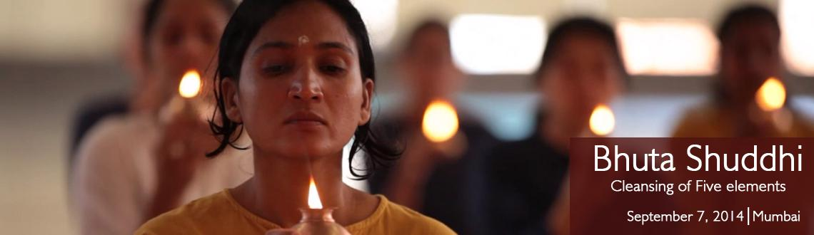 Bhuta Shuddhi, Mumbai, Nerul, September 7, 2014.