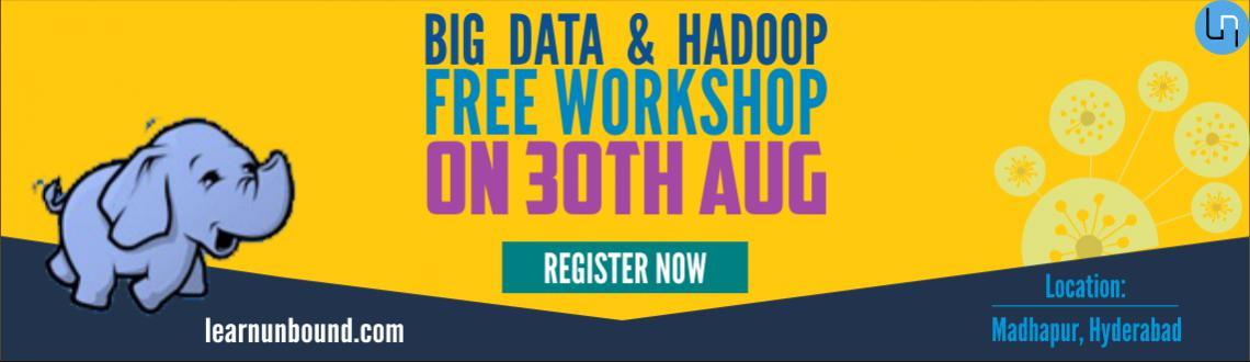 FREE Workshop on Big Data  Hadoop Copy