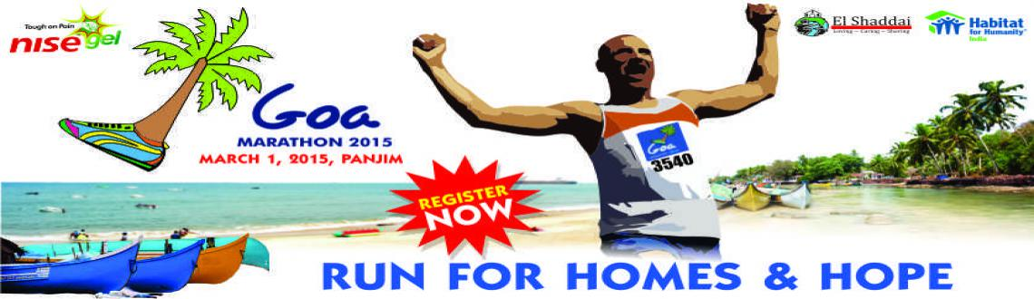 The Nise Gel Goa Marathon is an annual event organized for a noble cause of giving shelter to the homeless and transforming lives of many children