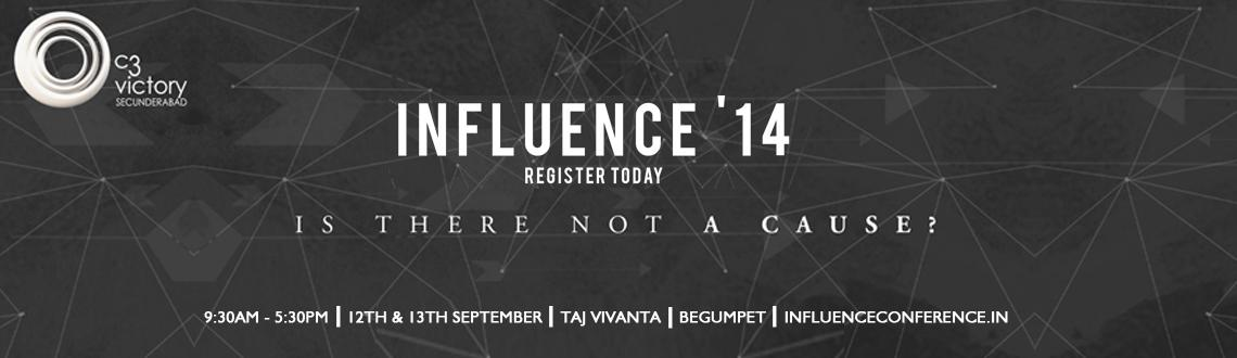 Influence Conference 2014