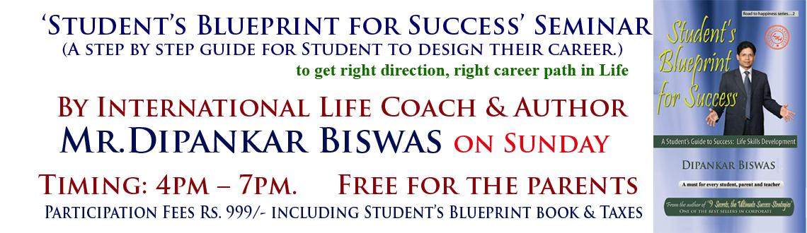 Students Blueprint for Success Seminar on Sunday 31st August