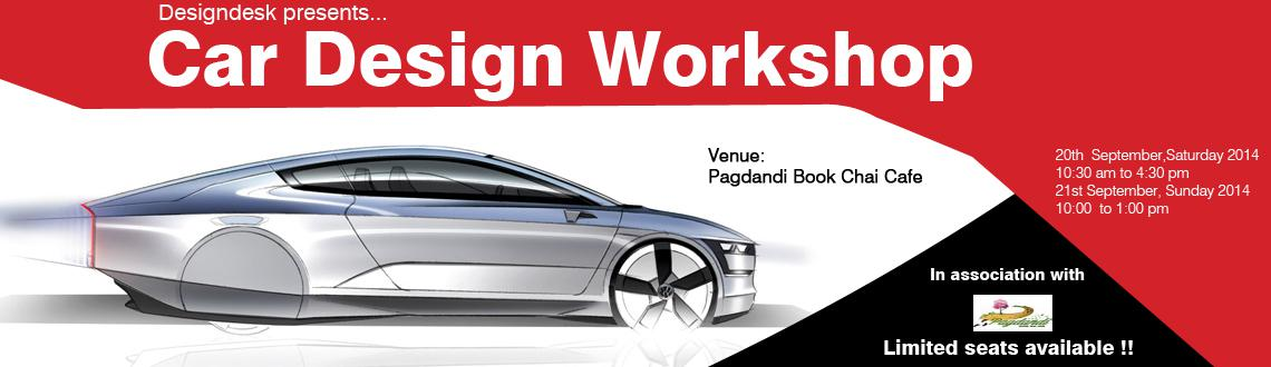 CAR DESIGN WORKSHOP