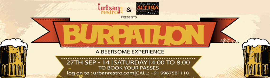 Burathon - A Beer Some Experience (Beer tasting and cocktail Workshop)