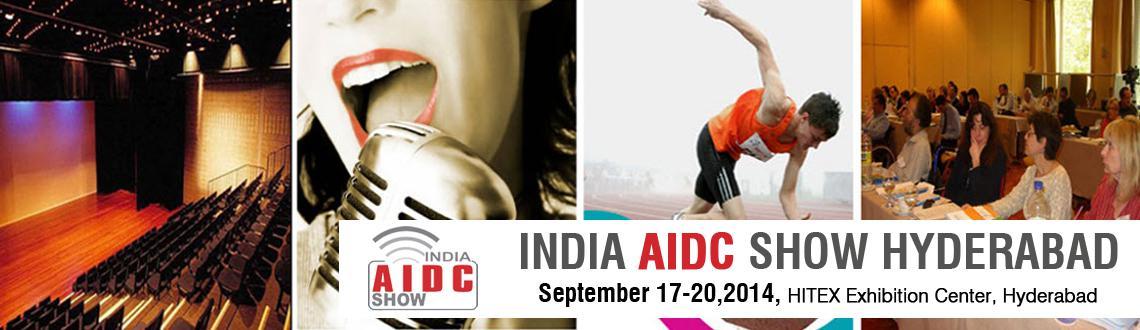 India AIDC Show Hyderabad