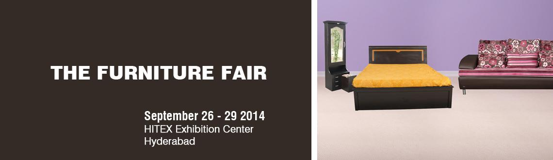 Book Online Tickets for The Furniture Fair Hyderabad, Hyderabad. 