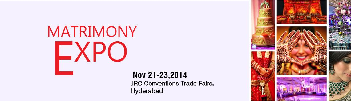 Matrimony Expo-Hyderabad