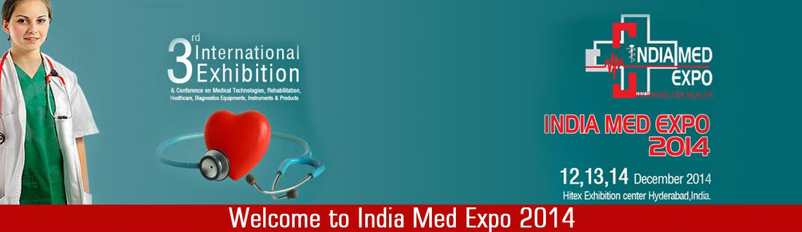 India Med Expo 2014