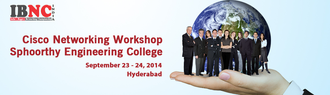 Book Online Tickets for Two Day Cisco Networking Workshop at  - , Hyderabad. About Workshop