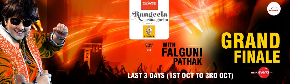 Rangeela Raas Garba with Falguni Pathak