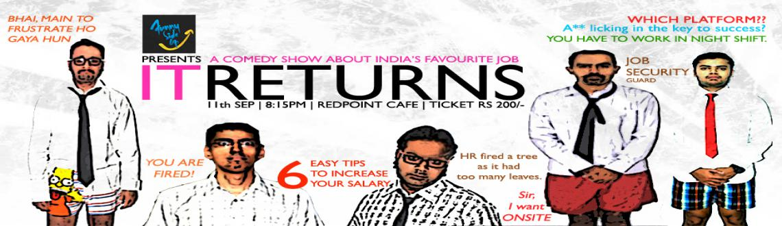 IT returns- Comedy Show about Indias favorite Job