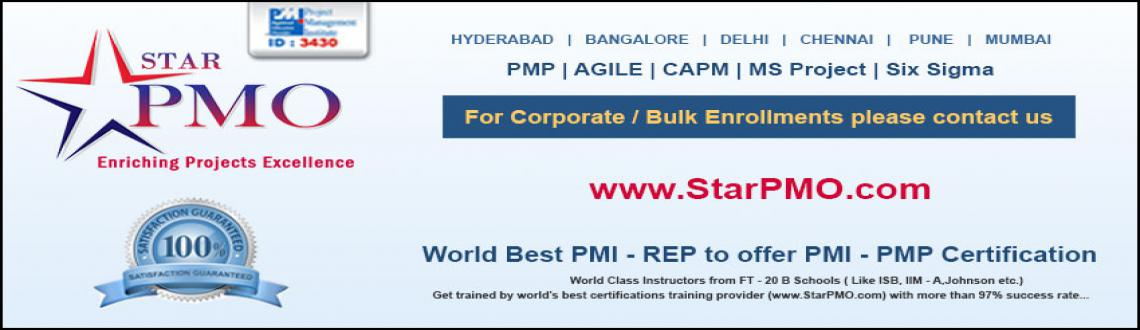 Book Online Tickets for PMI-PMP Certification Training in Hydera, Hyderabad. PMI-PMP®Certification Training in Hyderabad PMP®Certification Workshop on MSP 2010 StarPMO is pleased to announce its upcoming PMP®Certification Training program at Hyderabad. Workshop Dates in Hyderabad: