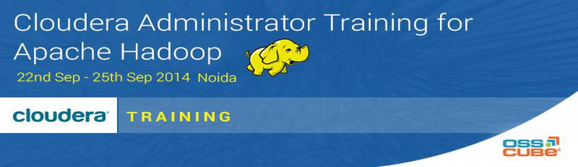 Book Online Tickets for Cloudera Administrator Training for Apac, Other. OSSCube organizes administrator training course for Apache Hadoop. Cloudera University's three-day training provides System Administrators a comprehensive understanding of all the steps necessary to operate and manage Hadoop clusters. From inst