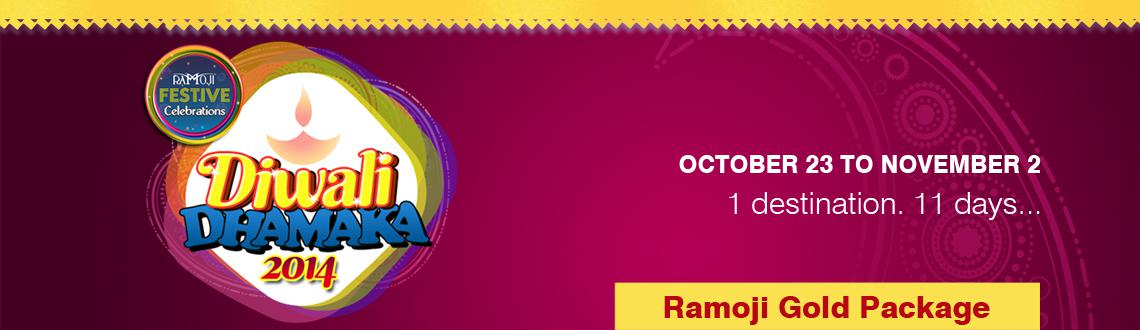 Ramoji Gold Package - Diwali Hangama at RFC