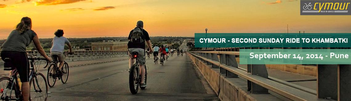 Cymour - Second Sunday Ride to Khambatki