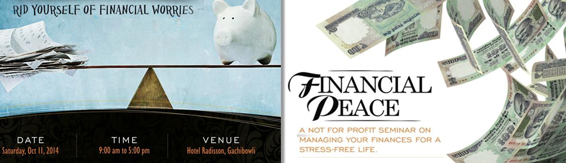 Book Online Tickets for Financial Peace, Hyderabad.