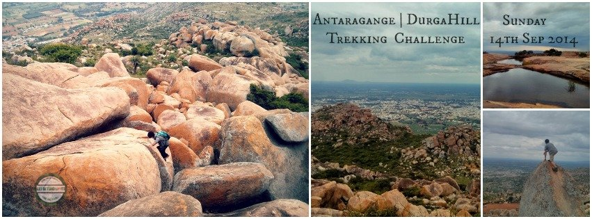 Book Online Tickets for Antaragange  Durga Hill Trekking Challen, Bengaluru. Antaragange & Durga Hill Trekking Challenge