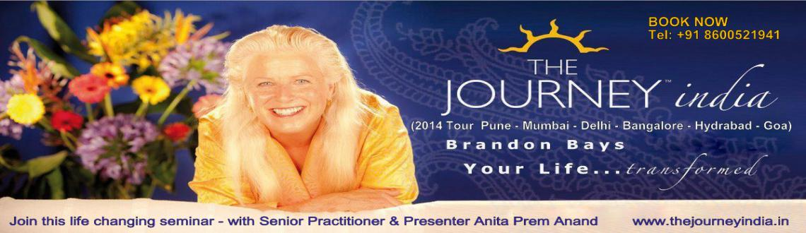 The Journey (Brandon Bays)  Seminar Mumbai with Anita Anand