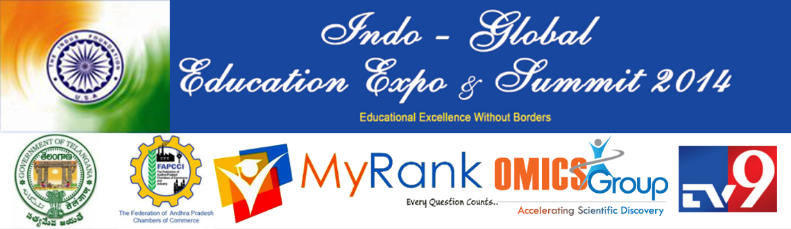 Indo-Global Education Expo and Summit 2014