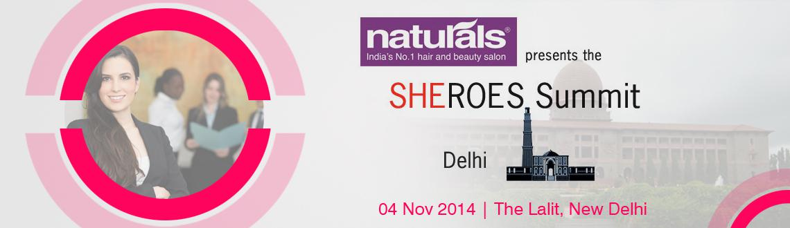 SHEROES Summit New Delhi 2014