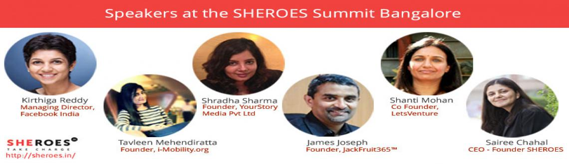 SHEROES Summit Bangalore 2014