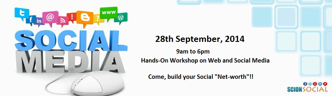 Advanced Hands-On Social Media and Web Workshop