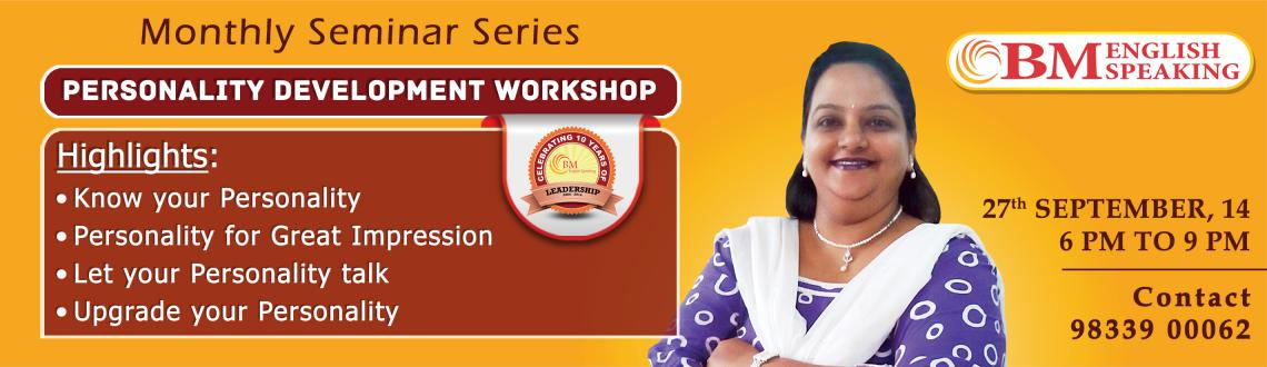 Personality Development Workshop