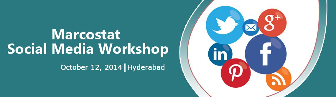 Book Online Tickets for Marcostat Social Media Workshop, Hyderabad. Are you a management student who wants to take up marketing as a career?