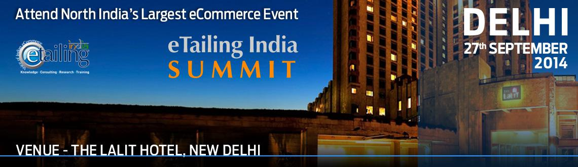 eTailing India Summit delhi