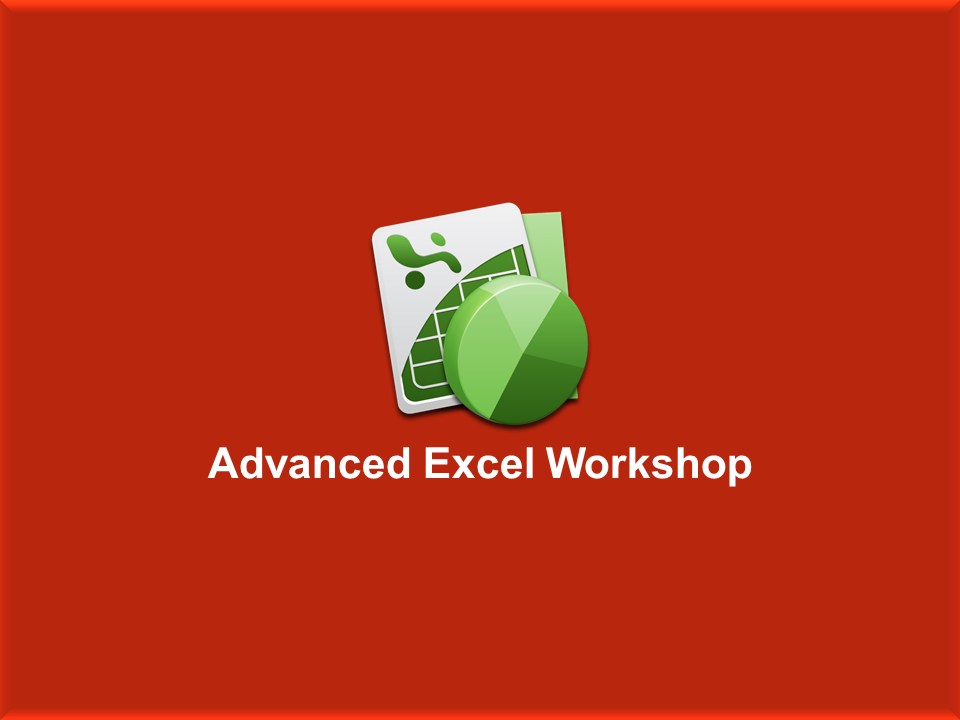 Join two days advanced excel workshop  Drill down pivot table features, exploring consolidation techniques many more...