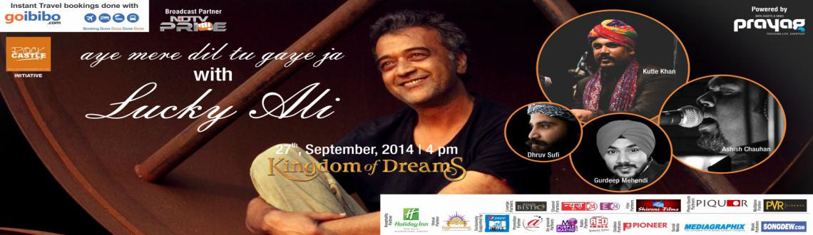 DIRECT DIL SE - A MUSIC FESTIVAL WITH HEART  FEATURING LUCKY ALI LIVE
