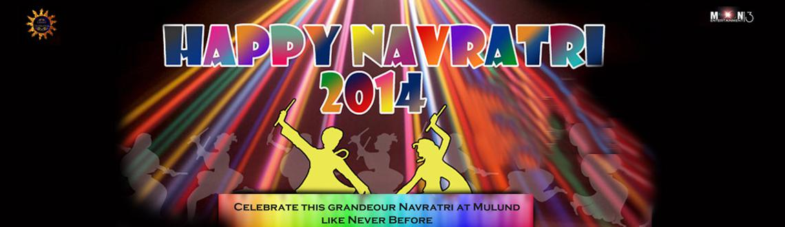 Happy Navratri 2014 @ Grand Celebrations from 25th Sept to 3rd Oct.