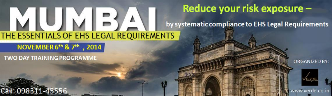 The Essentials of EHS LEGAL Requirements at Mumbai