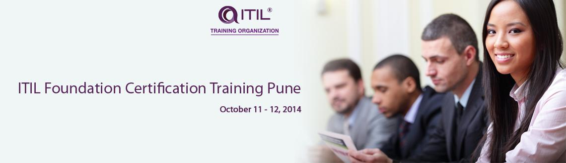 ITIL Foundation Certification Training, Pune