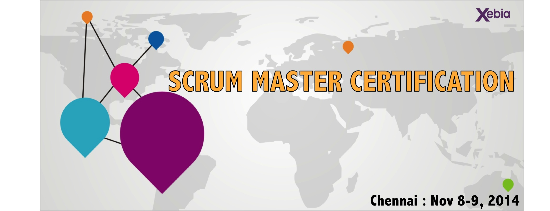 Book Online Tickets for Scrum Master Certification  (CSM) - Chen, Chennai. All Scrum Master Certification(CSM) courses are taught by Certified Scrum Trainers. Attending a Scrum Master Certification Training , passing the CSM test, and accepting the license agreement designates you as a Certified Scrum Master, which in