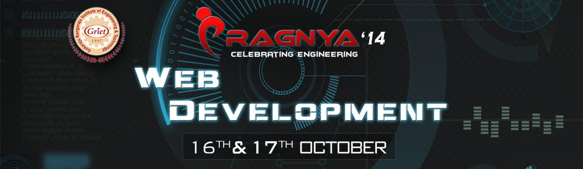 Book Online Tickets for Web Development Workshop @GRIET, Hyderabad. Web Development Industry demands 3 lakh experts a year & is one of the fastest booming industry.