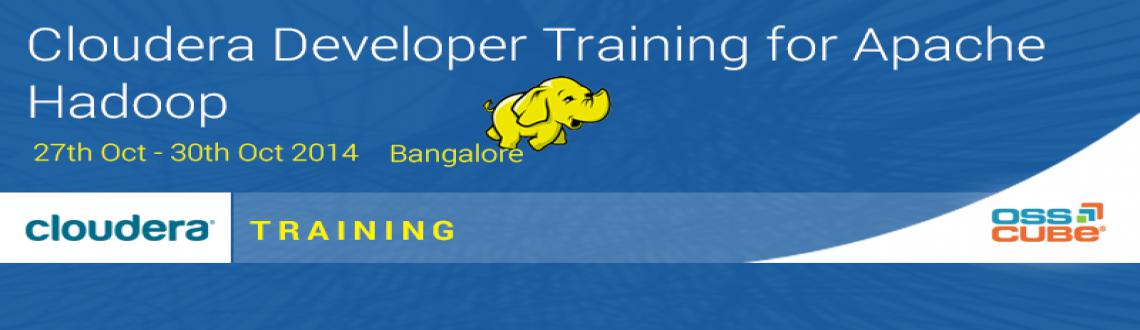 Book Online Tickets for Cloudera Developer Training for Apache H, Bengaluru. Want to learn how to use Apache Hadoop to build and maintain reliable, scalable systems, OSSCube, the Asia's first Cloudera training partner, offers Cloudera training courses and resources that fit your experience level. Whether you are new to