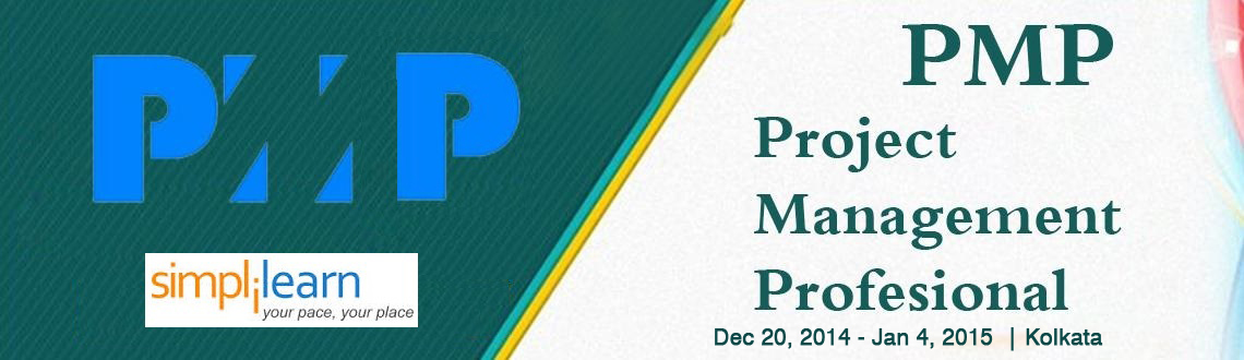 PMP Certification training in  Kolkata | PMP Classroom Training