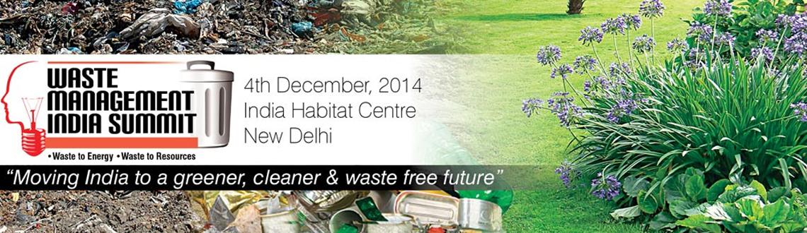 Waste Management India Summit 2014