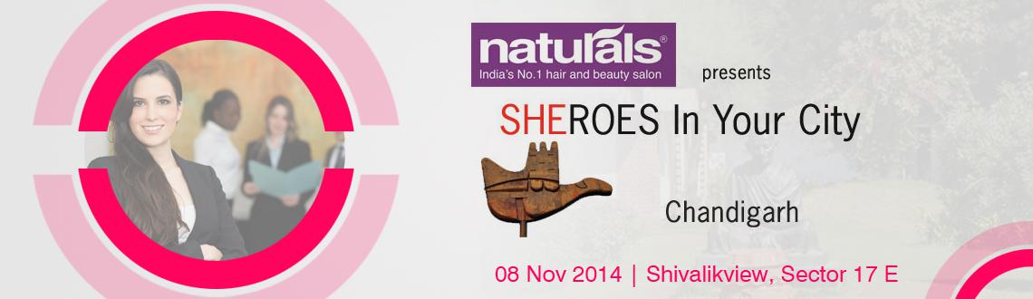 Book Online Tickets for SHEROES Summit Chandigarh 2014, Chandigarh. SHEROES in Your City is India\\'s largest Women\\'s Career event.