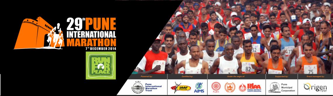 29th Pune International Marathon 2014
