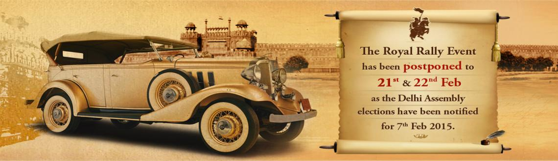 Vth, 21 Gun Salute International Vintage Car Rally