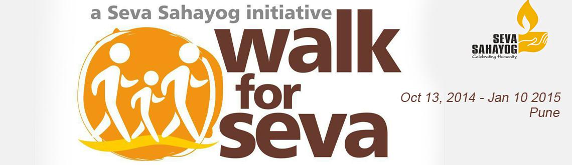 Walk for Seva - Sponsor a walker