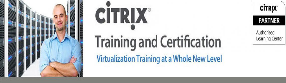 Book Online Tickets for Citrix XenDesktop 7.5 Managing App and D, Bengaluru. The trainings is delivered by R.Gopi Kannan CCI ( Citrix Certified Instructor ) 